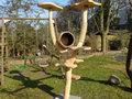 Houten boom krabpalen van Treeworld. Krabpalen uit natuurhout