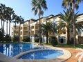 Mooi appartement in DENIA bij strand en aan zwembad