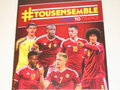 Leeg Tous Ensemble Road To France - Prentjesalbum - Panini - Carrefour - 2015
