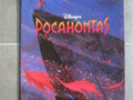 Disney's Pocahontas Lithograph 1996 in map