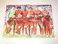 Rode Duivels Poster Van Het WK2014 In Brazilië