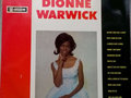 LP The best of Dionne Warwick