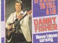 DANNY FISHER: