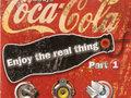 2 CD's + 2 CD rom's Coca Cola
