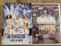 DVD K3 en Dubbel DVD Toppers