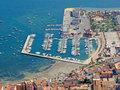 Huur : Prachtig appartement CostaBlanca aan strand/zeezicht
