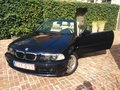 PRACHTIGE BMW 318ci CABRIO 128.000 km FULL OPTION