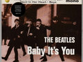 CD The Beatles - Baby it's you