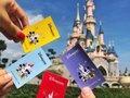Ticket Parijs Disney