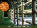 Veld's bouwpakket, omheining, weide paddock rijbak tuin