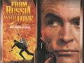 DVD James Bond - FROM RUSSIA WHIT LOVE (Sean Connery)