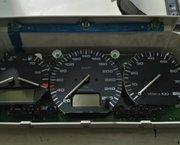 Kmteller VW Corrado herstel instrumentenbord