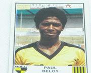 Lierse S.V. - Paul Beloy - NR 195 - Football 82 - Panini