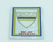 Logo Racing Jet De Bruxelles - NR 362 - Football 82 - Panini