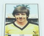 Lierse S.V. - Luc Soons - NR 190 - Football 82 - Panini