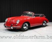 Porsche 356 BT5 Notchback Conv. '61