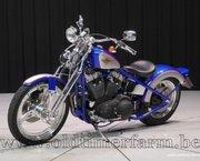 Harley Davidson Hardtail '59