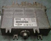 ECU BOSCH herstel 0261203707/708 VW / SEAT