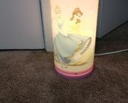Mooie Disney Staande Lamp met Disney Prinsessen - Tube Light