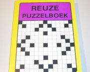 Reuze Puzzelboek