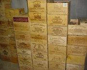 Unieke verzameling top-wijnen te koop aangeboden