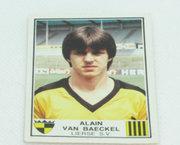 Lierse S.V. - Alain Van Baeckel - NR 202 - Football 82 - Panini
