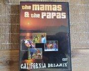DVD The Mamas & the Papas California Dreaming