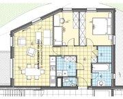 Ardennen,6880 Bertrix: Nieuwbouwgelijkvloers, 2slpks,terras,lift,parking