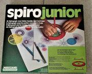 Vintage Spirograph SpiroJunior van Meccano (5-8 jaar)