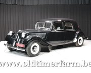 Citroën Traction 11BN '56