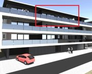 6880 BERTRIX: Knap nieuwbouwappt,3de verd.,2slpks,overdekt terras,lift,..