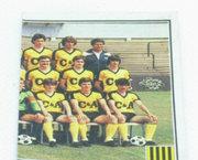 Lierse S.V. - Halve Ploegfoto - NR 194 - Football 82 - Panini