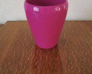 Donkerroze / Fuchsia Orchidee Cache Pot - Nieuw