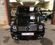 Mercedes G 500 Brabus met COC