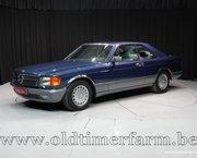 Mercedes-Benz 560 SEC '86