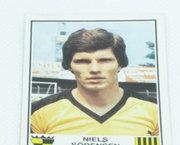 Lierse S.V. - Niels Sörensen - NR 201 - Football 82 - Panini