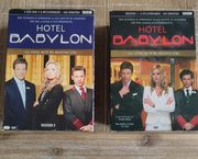 2x DVD-box Hotel Babylon