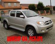 Aankoop Toyota Hilux en andere 4x4