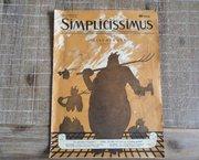 Simplicissimus Magazine 1940
