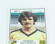 Lierse S.V. - Herman Helleputte - NR 188 - Football 82 - Panini