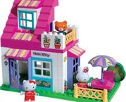 Hello Kitty Huis van Playbig Bloxx - Nr 80 005 7013