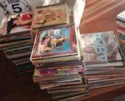 95 cd's muziek varia