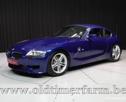 BMW Z4 M Coupé Competition Package '2006
