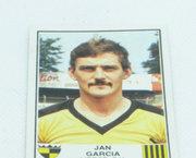 Lierse S.V. - Jan Garcia - NR 189 - Football 82 - Panini