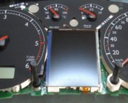 LCD display Seat ALHAMBRA kmteller herstelling