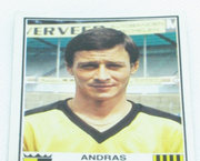 Lierse S.V. - Andras Toth - NR 196 - Football 82 - Panini