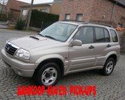 Aankoop Suzuki Vitara en andere 4x4