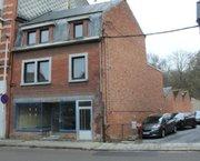 6900 Marche-en-Famenne: Opbrengstpand 374m²,comm glvls+appt+duplex, te koop