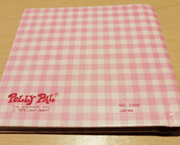 Twee Vintage Roze Mini Foto-Albums van Polly Pal (Mattel) - 1978