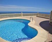 Uw Villa in RAFOL DE ALMUNIA met zeezicht en zwembad op landgoed